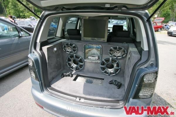 VW TOURAN (1T1, 1T2) 10-2006 von MisterJB - Bild 617514