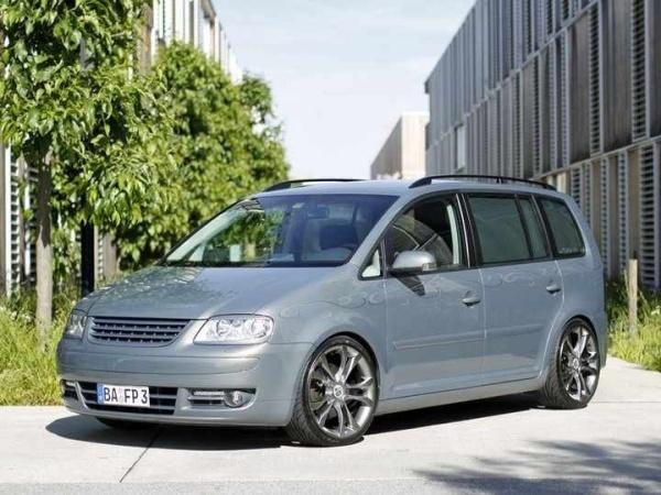 VW TOURAN (1T1, 1T2) 10-2006 von MisterJB - Bild 617518