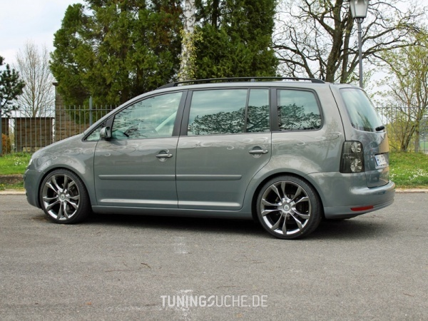 VW TOURAN (1T1, 1T2) 10-2006 von MisterJB - Bild 617538