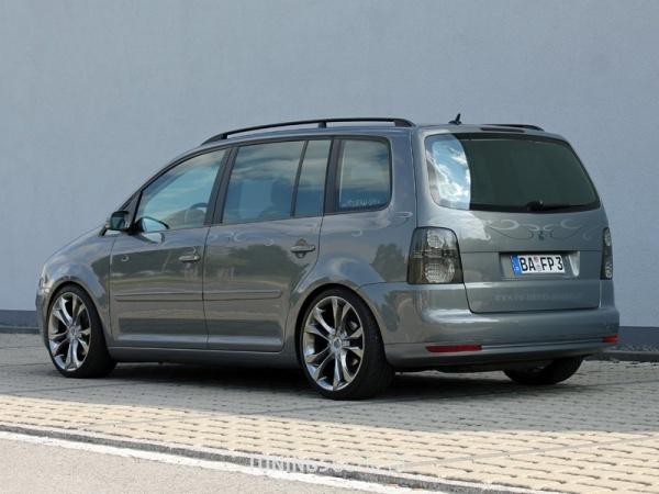 VW TOURAN (1T1, 1T2) 10-2006 von MisterJB - Bild 617597