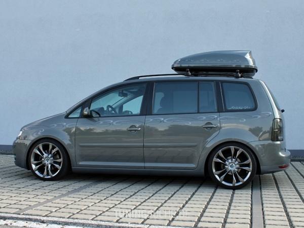VW TOURAN (1T1, 1T2) 10-2006 von MisterJB - Bild 617642