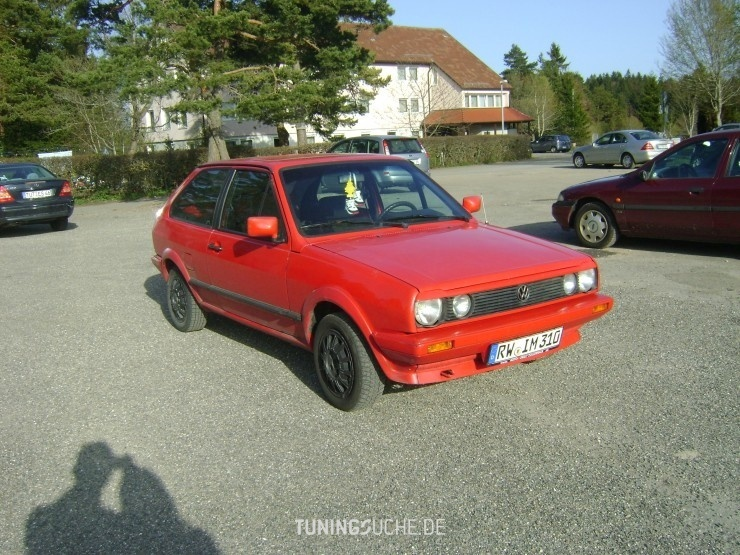 VW POLO Coupe (86C, 80) 1.0 GT Bild 621588