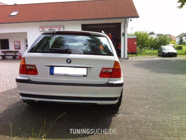 BMW 3 Touring (E46) 08-2002 von Stevie - Bild 624898