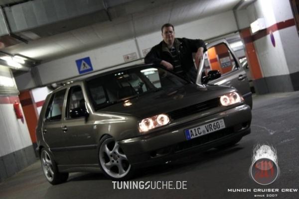 VW GOLF III (1H1) 12-1992 von GOLFVR6SPEED - Bild 625968
