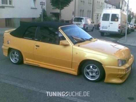 Opel KADETT E Cabriolet (43B) 00-1991 von BadAngel_1984 - Bild 627841