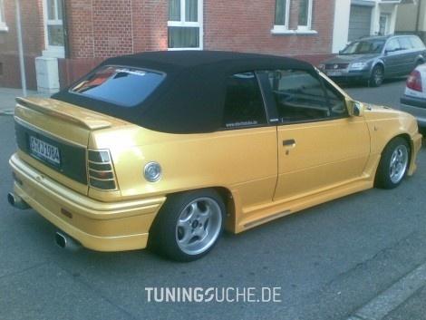 Opel KADETT E Cabriolet (43B) 00-1991 von BadAngel_1984 - Bild 627845