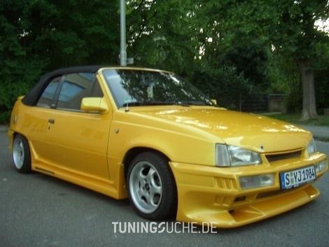 Opel KADETT E Cabriolet (43B) 00-1991 von BadAngel_1984 - Bild 627846