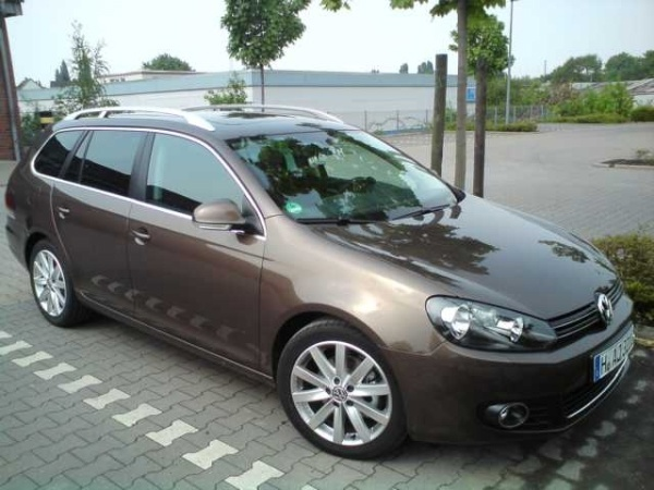 vw golf vi variant 1 4 tsi highline bj 2011 von. Black Bedroom Furniture Sets. Home Design Ideas