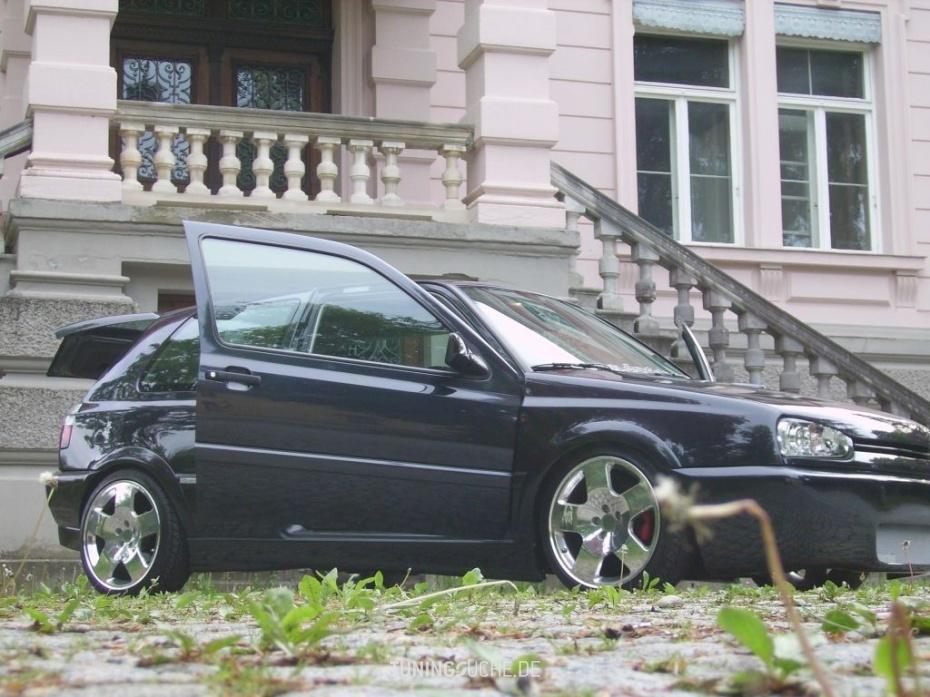 VW GOLF III (1H1) 2.8 VR6  Bild 44913