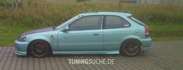 Honda CIVIC V Hatchback (EJ9, EK1/3/4) 00-1999 von blauer - Bild 632806
