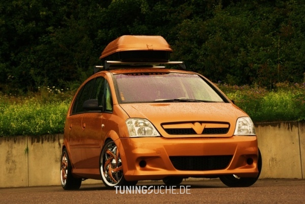 Opel MERIVA 01-2005 von PaddyMeriva - Bild 642503