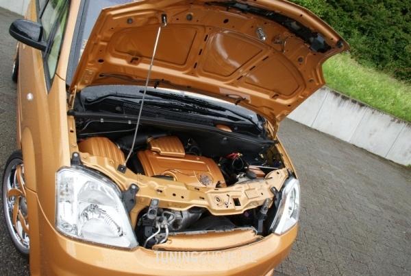 Opel MERIVA 01-2005 von PaddyMeriva - Bild 642504