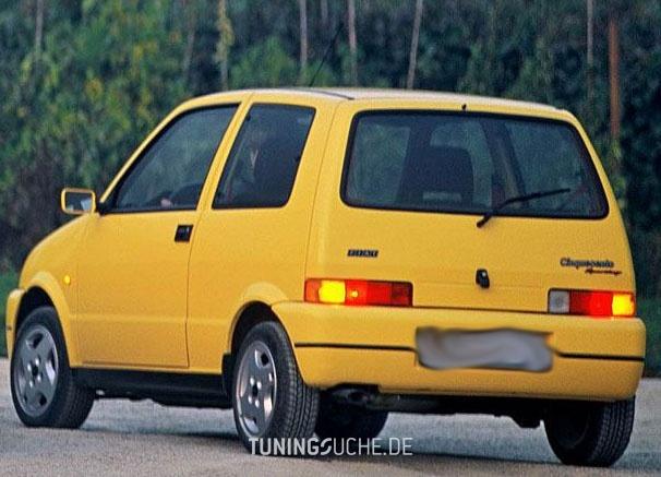 Fiat CINQUECENTO (170) 1.1 Sporting sporting Bild 45881