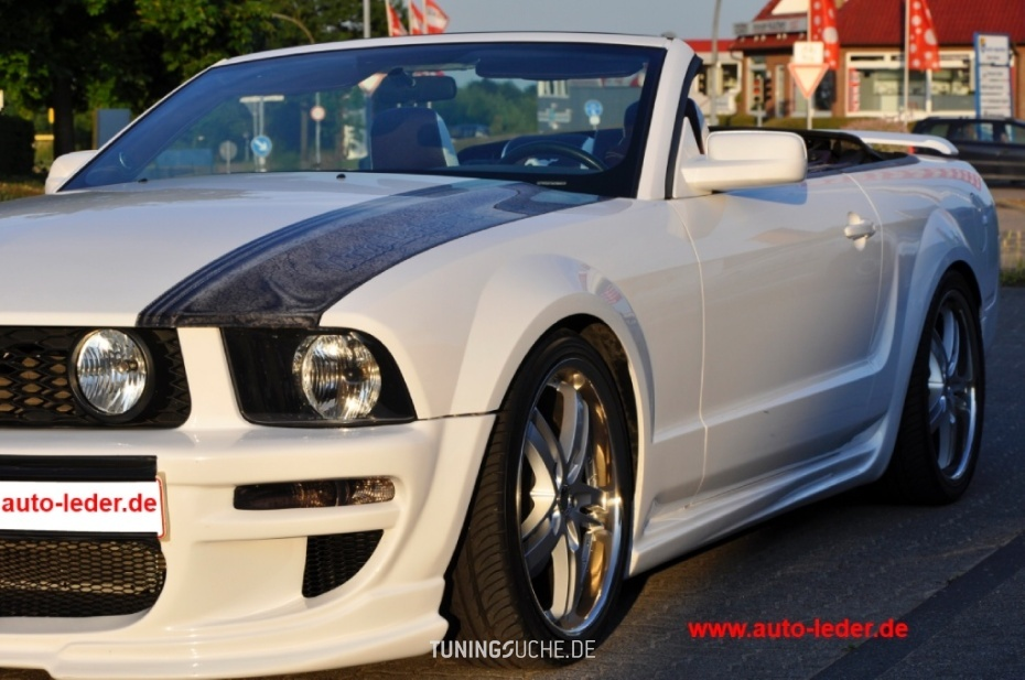 Ford GT 5.4 Ford Mustang GT 4,6L Bild 644573
