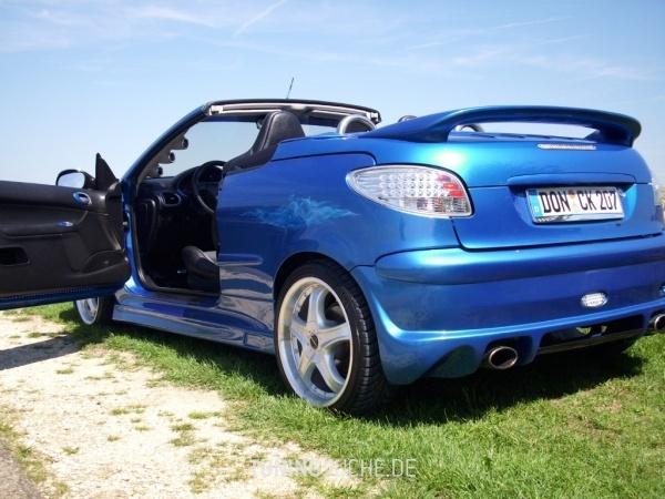 Peugeot 206 CC (2D) 03-2002 von Blaukompressor - Bild 649321