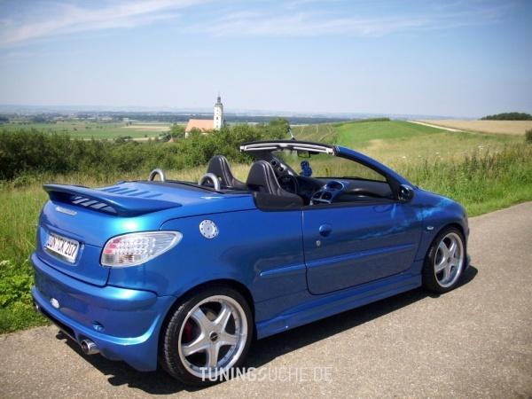 Peugeot 206 CC (2D) 03-2002 von Blaukompressor - Bild 649326