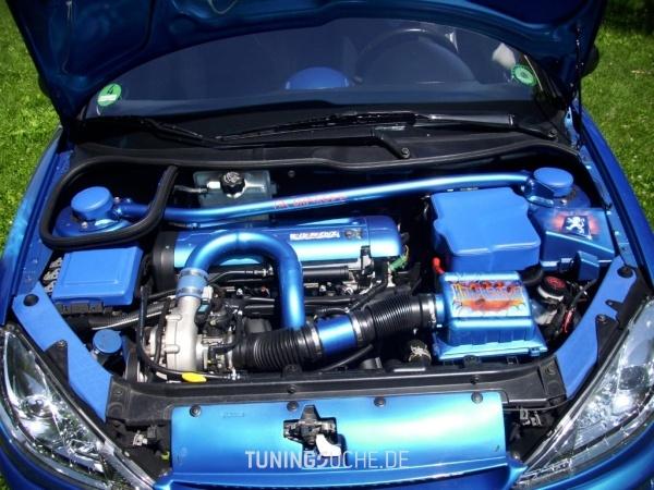 Peugeot 206 CC (2D) 03-2002 von Blaukompressor - Bild 649333