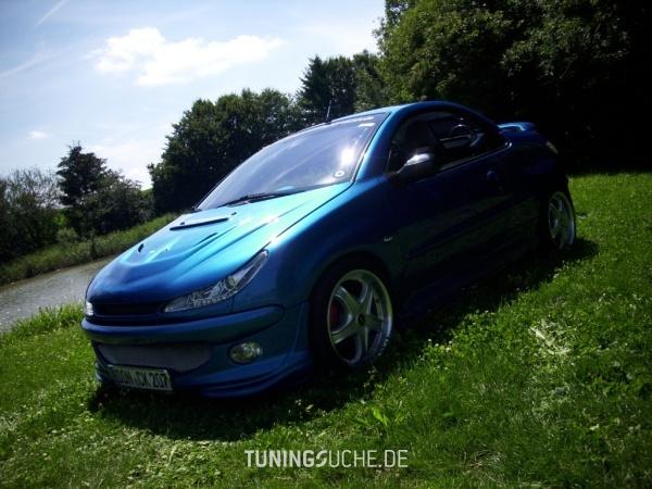 Peugeot 206 CC (2D) 03-2002 von Blaukompressor - Bild 649335