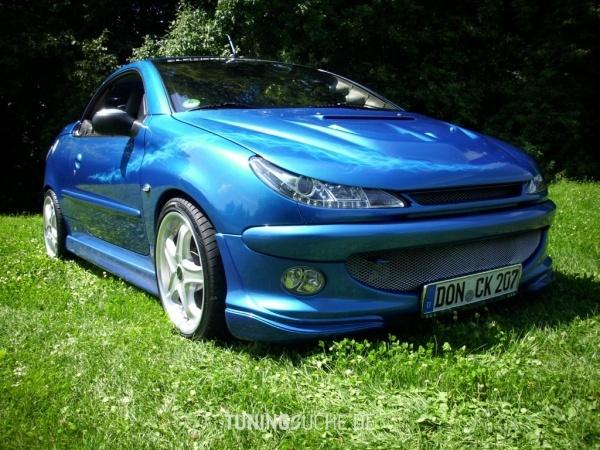Peugeot 206 CC (2D) 03-2002 von Blaukompressor - Bild 649336
