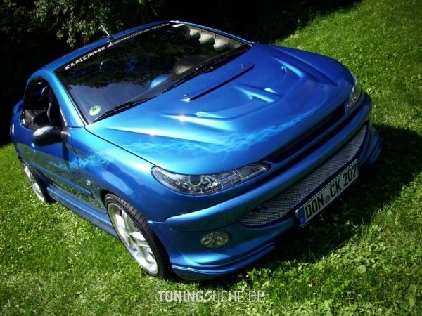 Peugeot 206 CC (2D) 03-2002 von Blaukompressor - Bild 649337