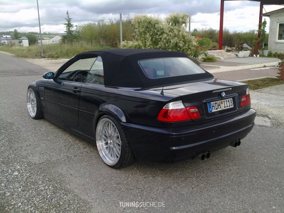 bmw 3 cabriolet e46 10 2004 von deep m3 bildergalerie. Black Bedroom Furniture Sets. Home Design Ideas