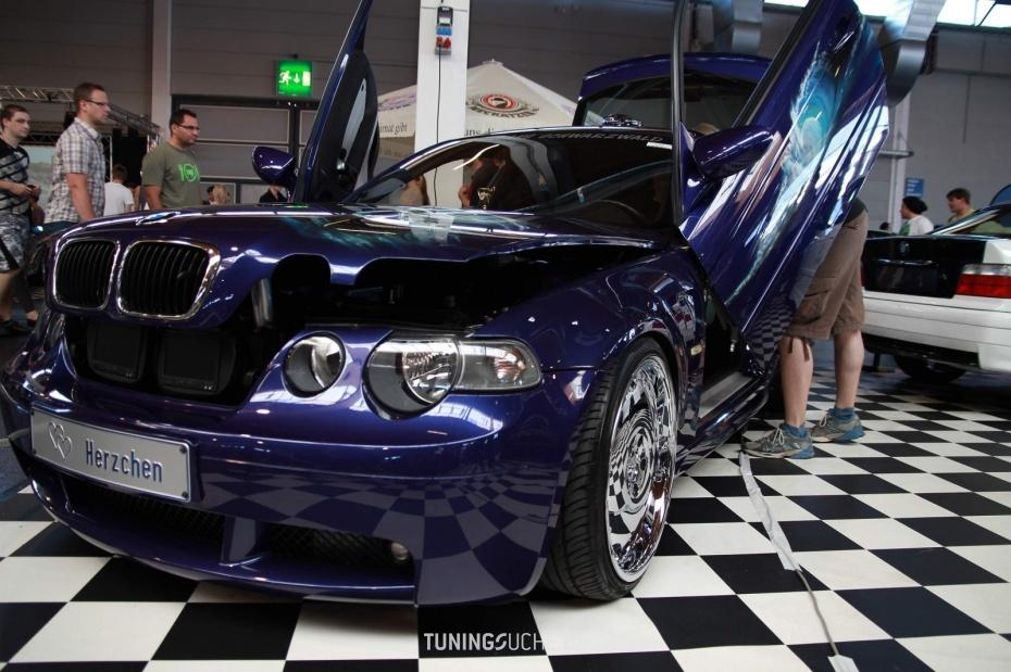 BMW 3 Compact (E46) 02-2002 von herzchen  Bild 654533