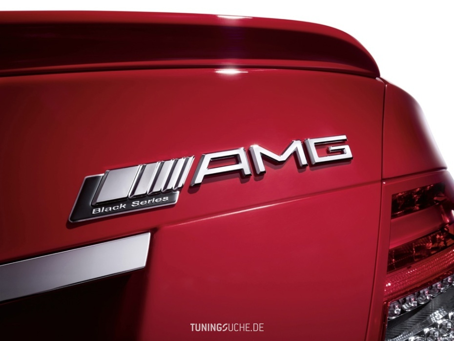 Das neue Mercedes C63 AMG Coupé als Black Series Edition  Bild 654816