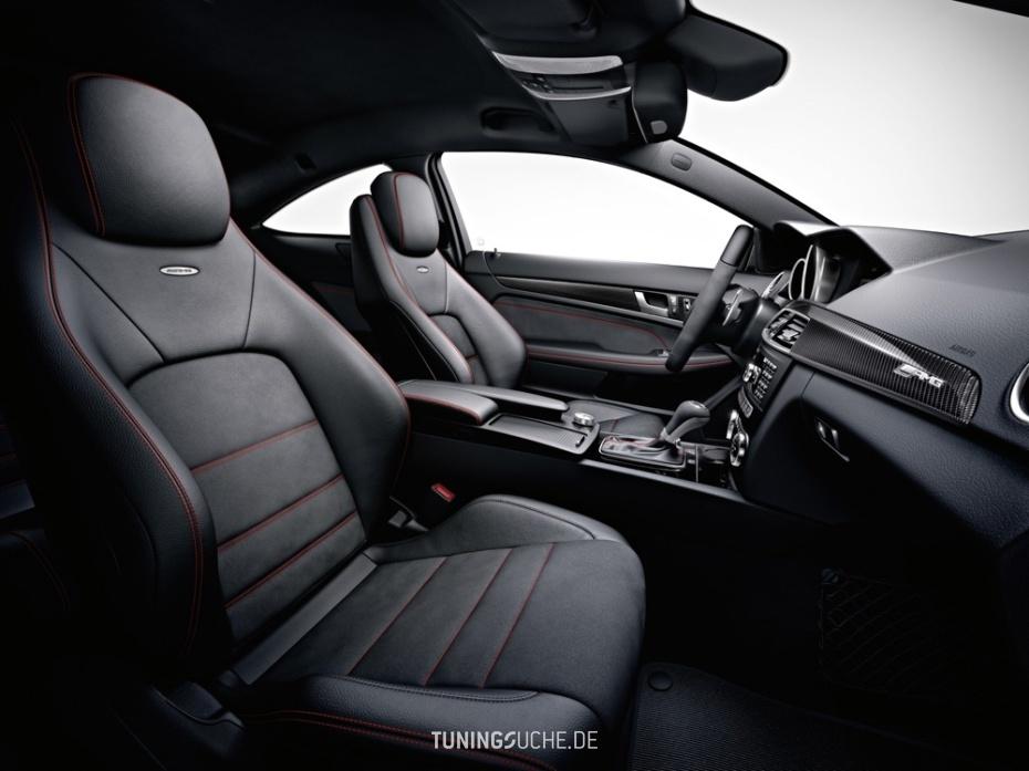 Das neue Mercedes C63 AMG Coupé als Black Series Edition  Bild 654817