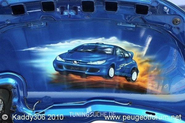 Peugeot 206 Schrägheck (2A/C) 00-2004 von Dino206 - Bild 655180