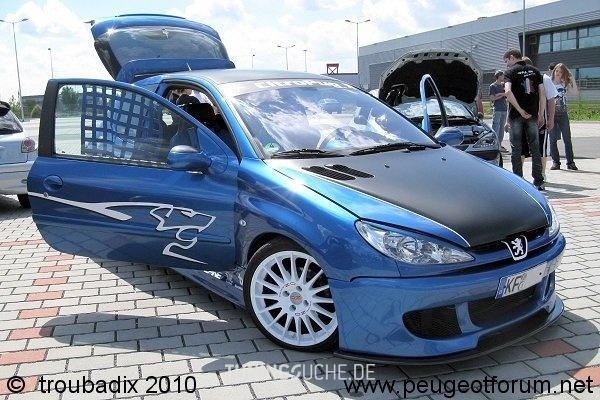 Peugeot 206 Schrägheck (2A/C) 00-2004 von Dino206 - Bild 655182