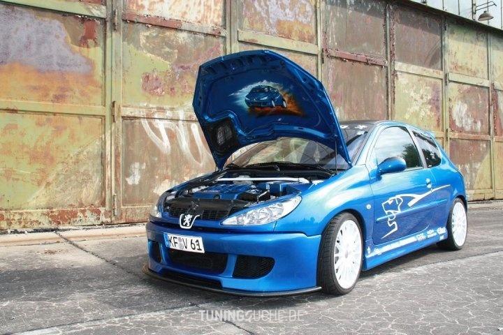 Peugeot 206 Schrägheck (2A/C) 2.0 HDI 90 JBL Bild 655186