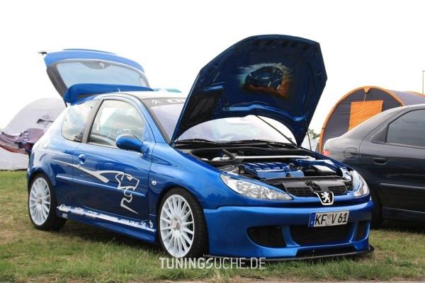 Peugeot 206 Schrägheck (2A/C) 00-2004 von Dino206 - Bild 656048