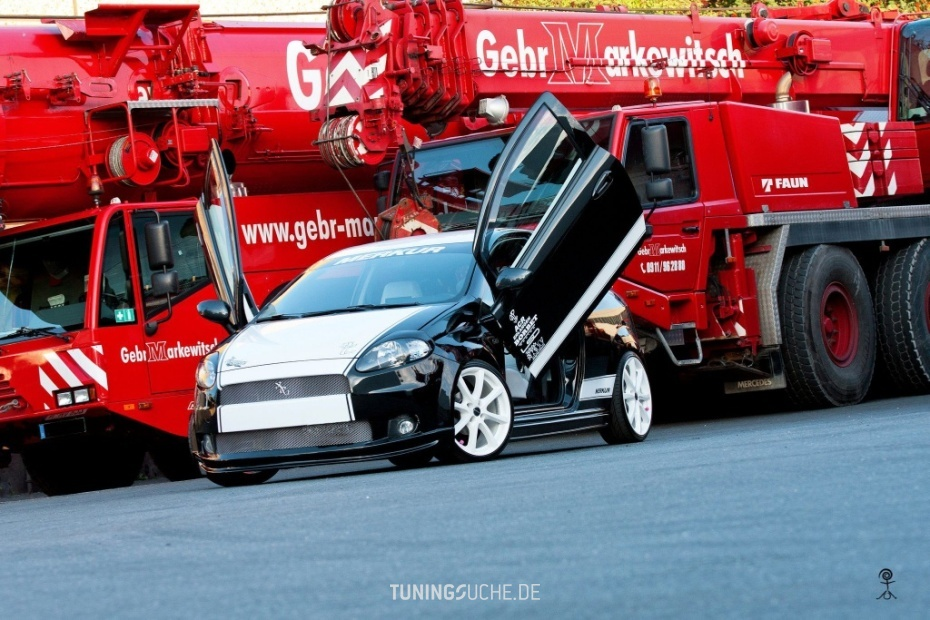 Fiat GRANDE PUNTO (199) 1.4 199 Bild 656963