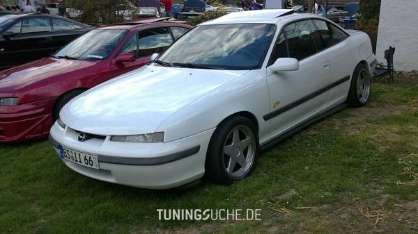 Opel CALIBRA A (85) 06-1995 von Stella - Bild 657638