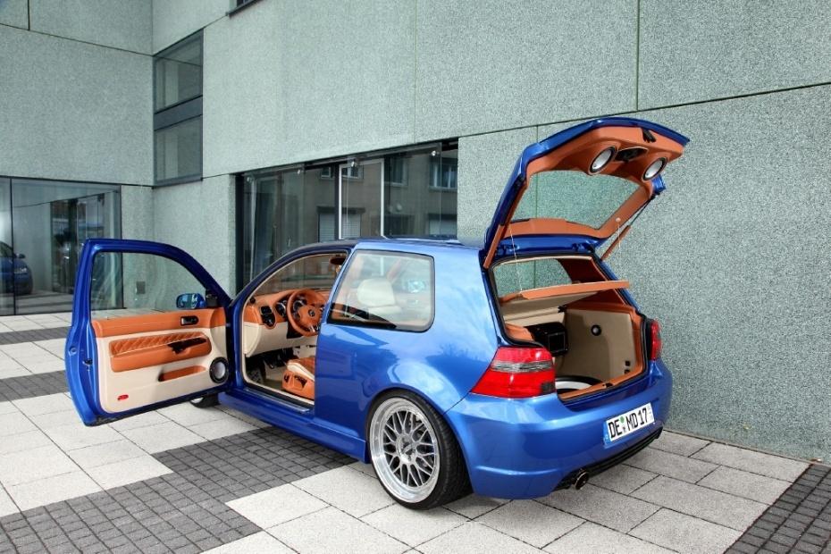 VW GOLF IV (1J1) 1.8 T Golf 4 Genaration Bild 658135