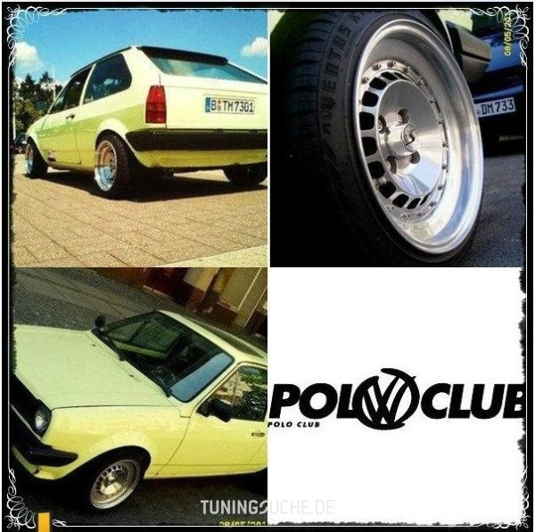 VW POLO Coupe (86C, 80) 06-1991 von vw_blueedition - Bild 658605