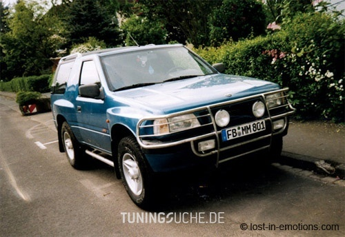 Opel FRONTERA A Sport (5SUD2) 00-1995 von LOSTinEMOTIONS - Bild 658905