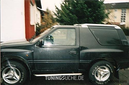 Opel FRONTERA A Sport (5SUD2) 2.0 i  Bild 658906
