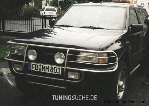 Opel FRONTERA A Sport (5SUD2) 00-1995 von LOSTinEMOTIONS - Bild 658907