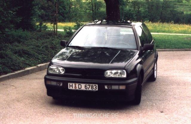 VW GOLF III (1H1) 1.8 GT Special Bild 659233