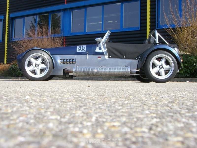 Lotus Super Seven Opel C20LET Replica von VM Bild 659780