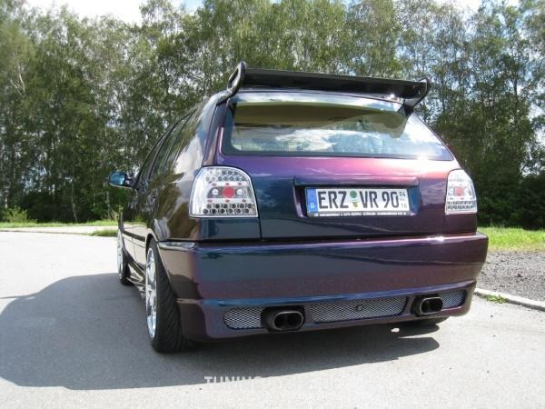 VW GOLF III (1H1) 05-1995 von MarcG40 - Bild 659865