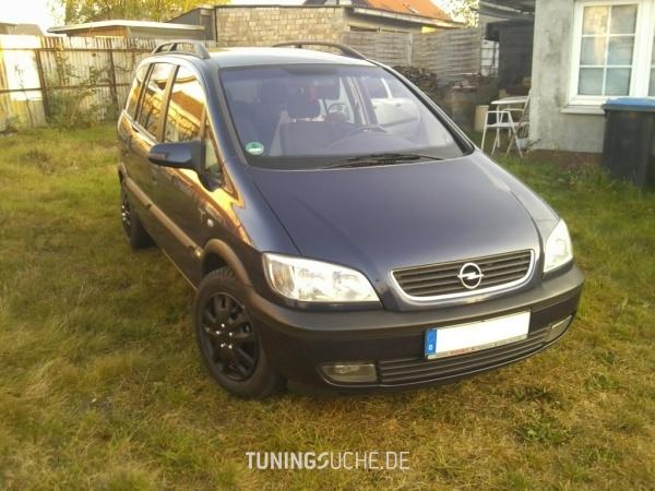 Opel ZAFIRA (F75) 08-1999 von bad_omega - Bild 661084