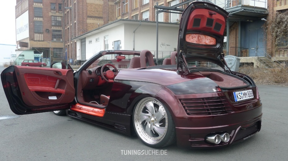 Audi TT Roadster (8J9) von DavesTT  Bild 660822