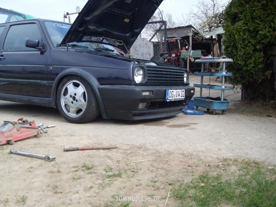 VW GOLF II (19E, 1G1) 1.8 Fire & Ice Bild 662637