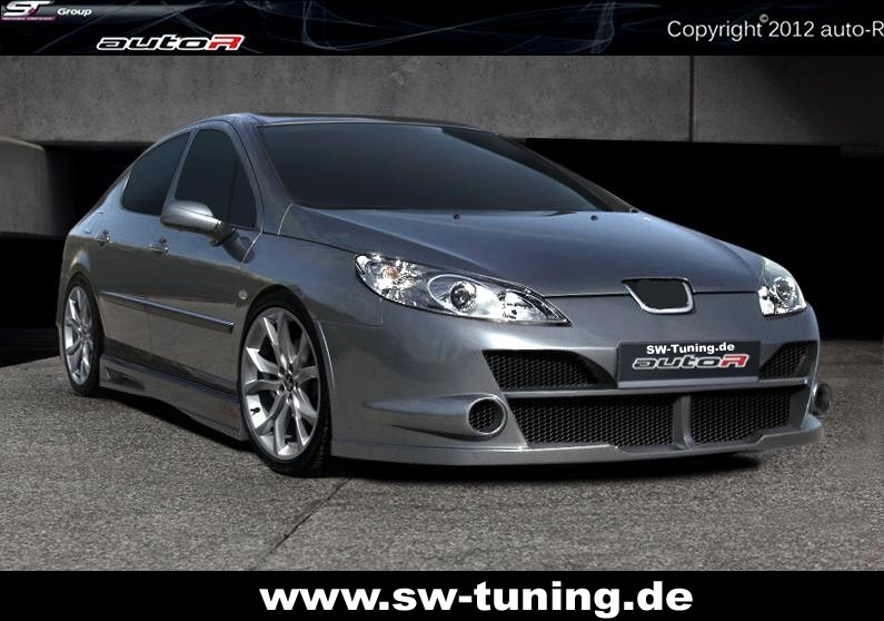 bodykit peugeot 407 sw tuning bild 1 von 3 bildergalerie tuningsuche de. Black Bedroom Furniture Sets. Home Design Ideas