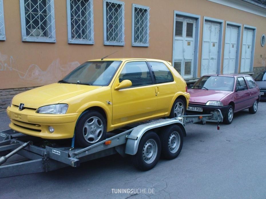 Peugeot 106 II (1) 1.1 i Sport Bild 666391