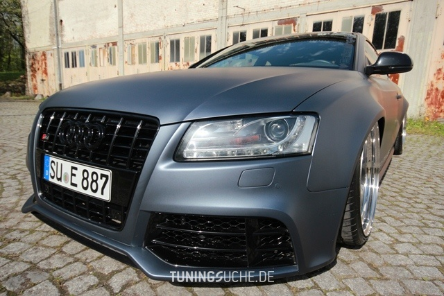 Audi A5 (8T) S5 quattro  Bild 667252