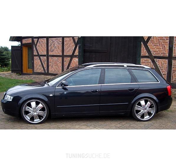 Audi A4 (8E2, B6) 1.9 TDI 1,9 TDI Bild 48487