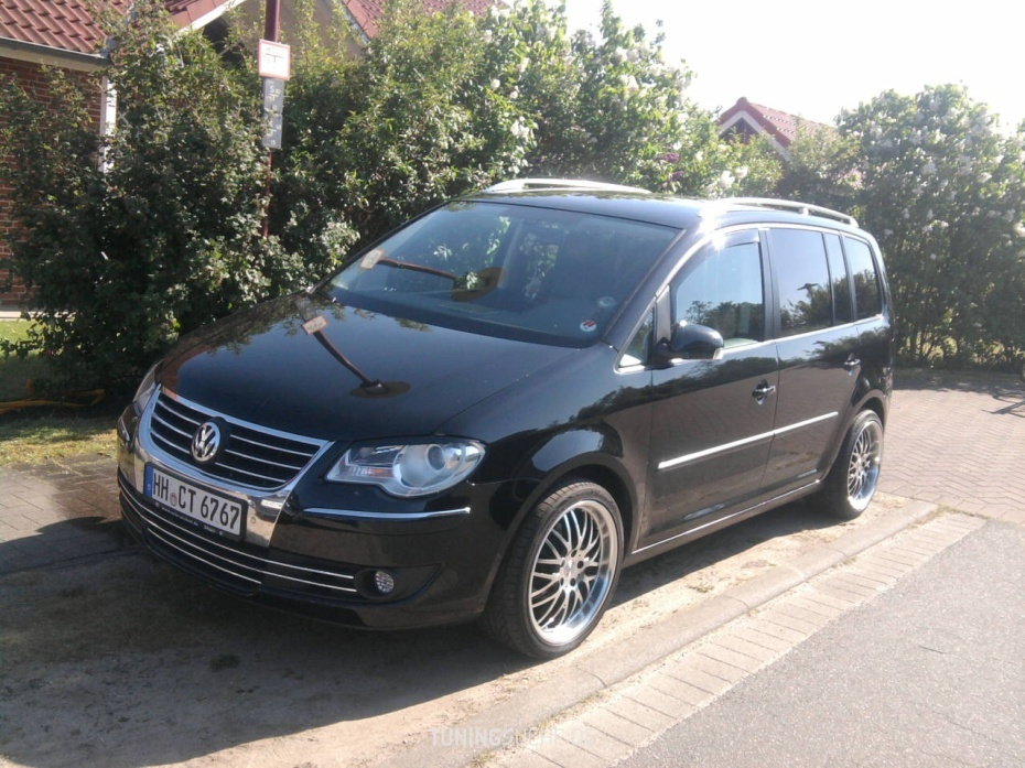 VW TOURAN (1T1, 1T2) 1.9 TDI vw Teufel Bild 676001